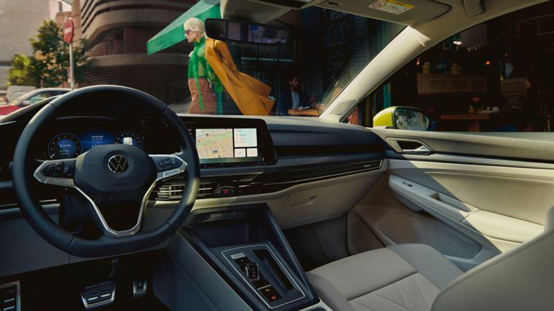 La nouvelle Golf avec Innovision Cockpit