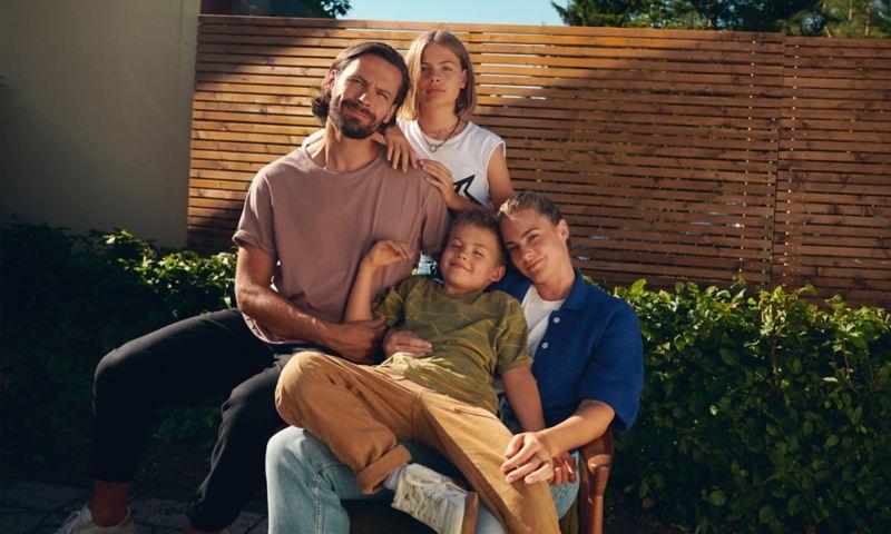 Famiglia, il target di riferimento di Golf Variant Volkswagen