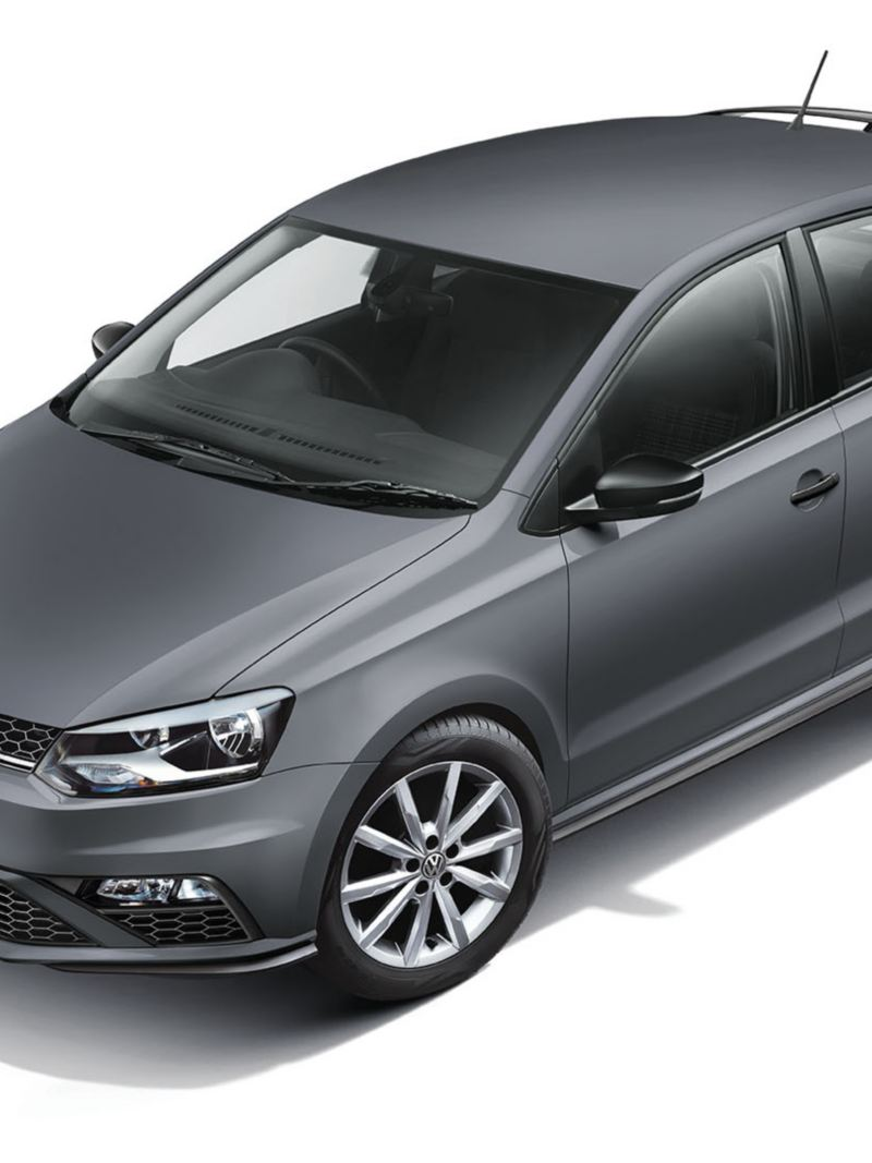 Volkswagen polo matt edition 3