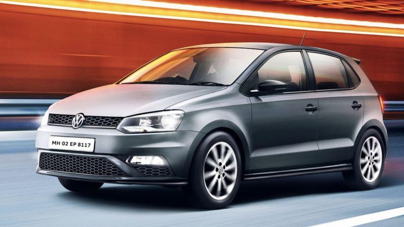 Volkswagen polo matt edition 2