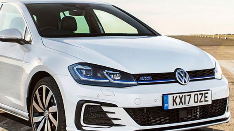 Golf GTE, el auto híbrido deportivo con motor potente de Volkswagen