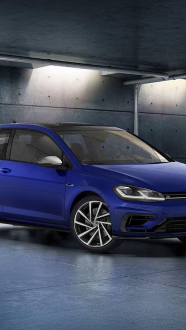 Golf R de Volkswagen el carro deportivo modelo 2019