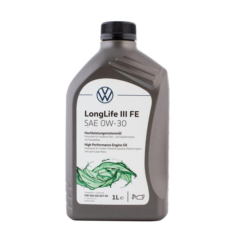 Longlife Engine Oil
