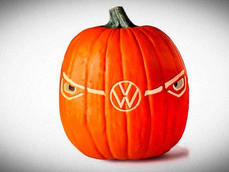 Celebra Halloween con las medidas sanitarias adeciadas a bordo de Tiguan 2021 de Volkswagen