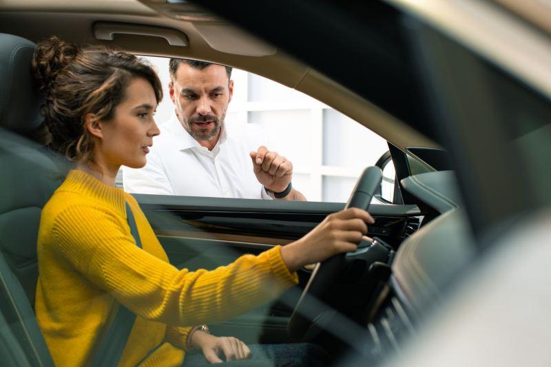Volkswagen企業服務團隊