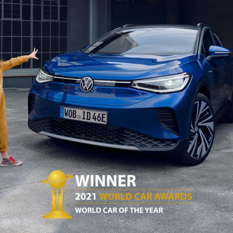 VW ID.4 Car of the Year Award