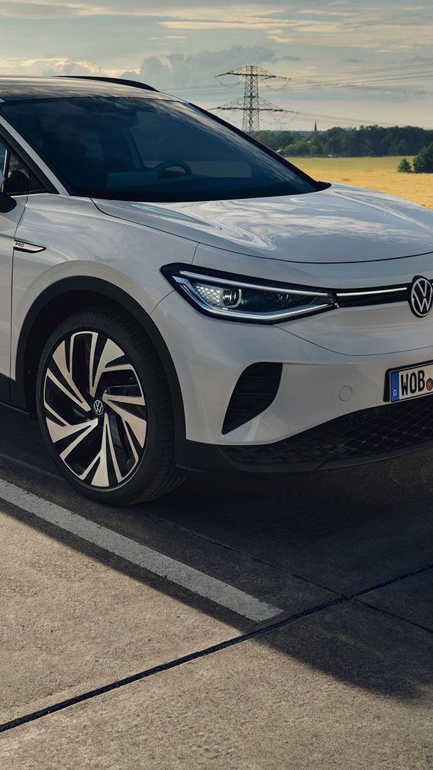 VW ID.4 tilbud på elektrisk familie-SUV
