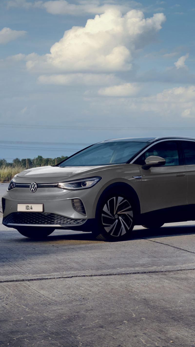 Gamma elettrica Volkswagen