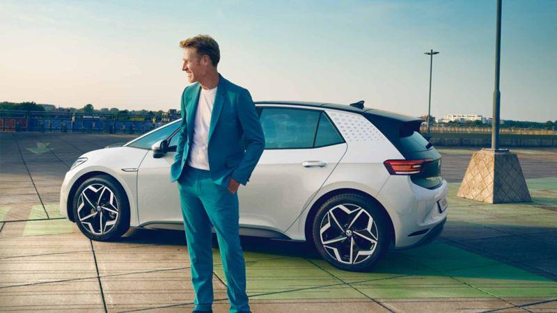 Volkswagen E-Mobilitaet Newsletter