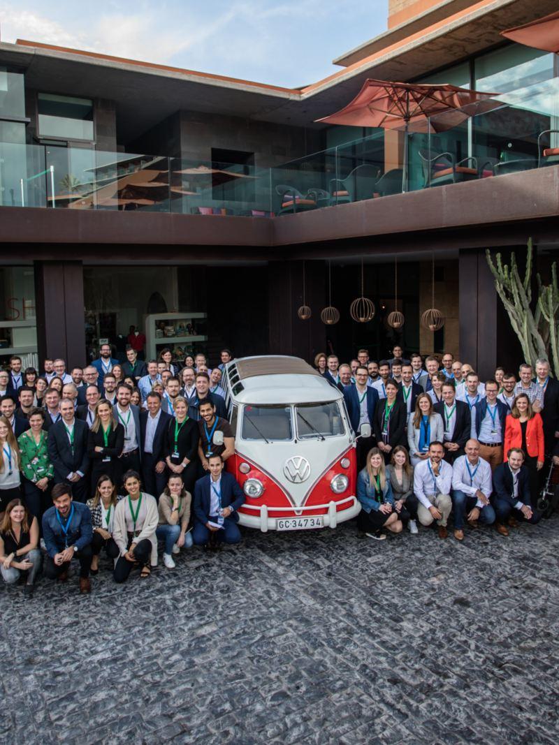 Conferencia internacional Gran Canaria Volkswagen Comerciales