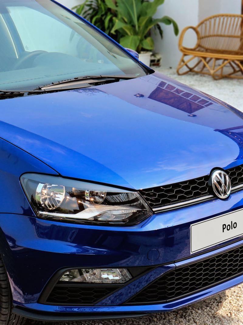 Hình xe Polo