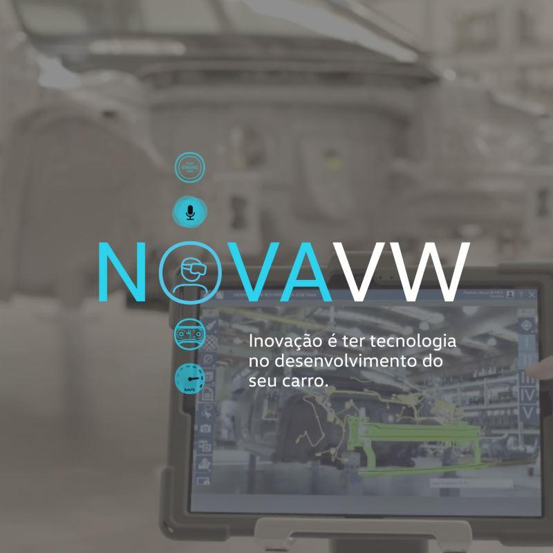 Inovação Volkswagen | Tecnologia