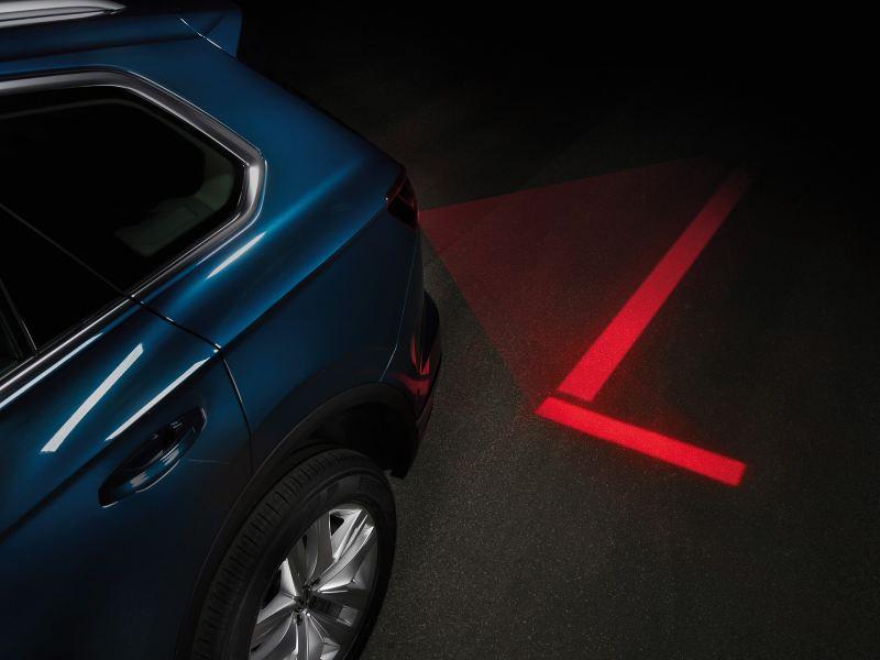 Optisk parkeringsssistent