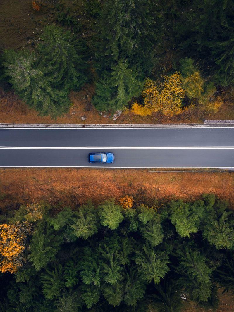Sulla strada con la Touareg R