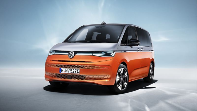 Anteprima mondiale del Nuovo Volkswagen Multivan.