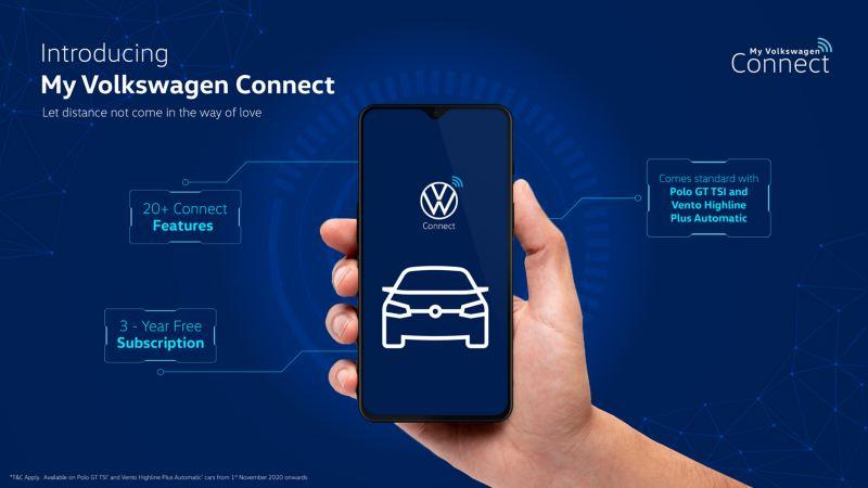 My Volkswagen Connect App