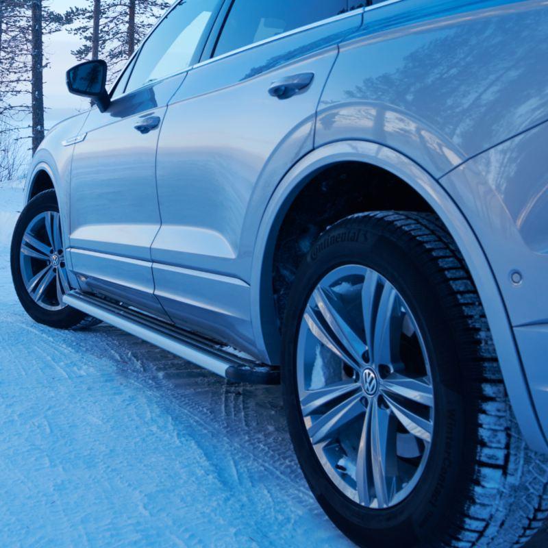 Zimowa podróż z trenerem doskonalenia techniki jazdy