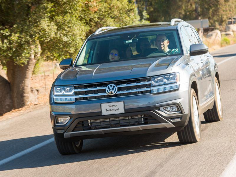 Teramont 2019 de Volkswagen, la camioneta de lujo ideal para familias