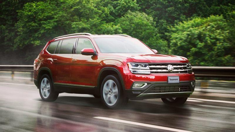 Teramont 2019, la camioneta de lujo ideal para familias de Volkswagen México