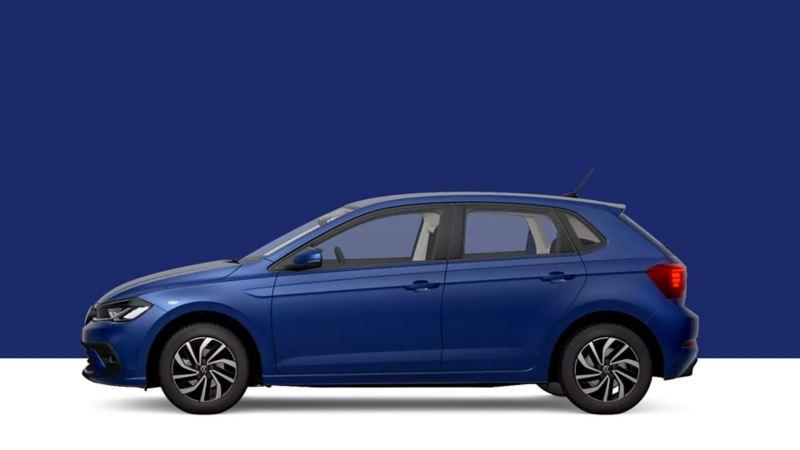 Volkswagen Nuova Polo Life con Tech Pack