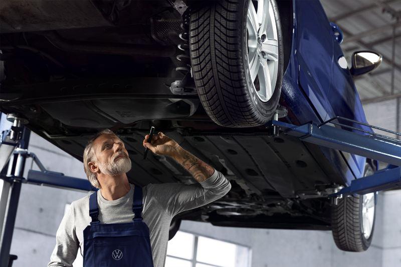 Volkswagen 6+ Service