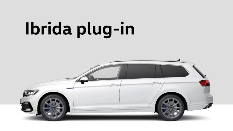 Volkswagen Nuova Passat Variant GTE