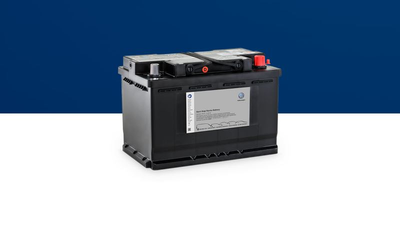 VW Genuine parts Battery