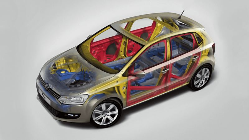 Volkswagen Passive Safety Chassis