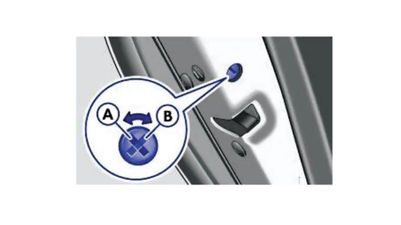 Passive Safety Child Door Lock 2
