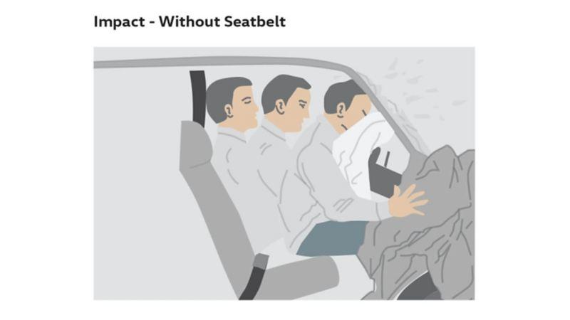 Passive Safety Seat belt 1