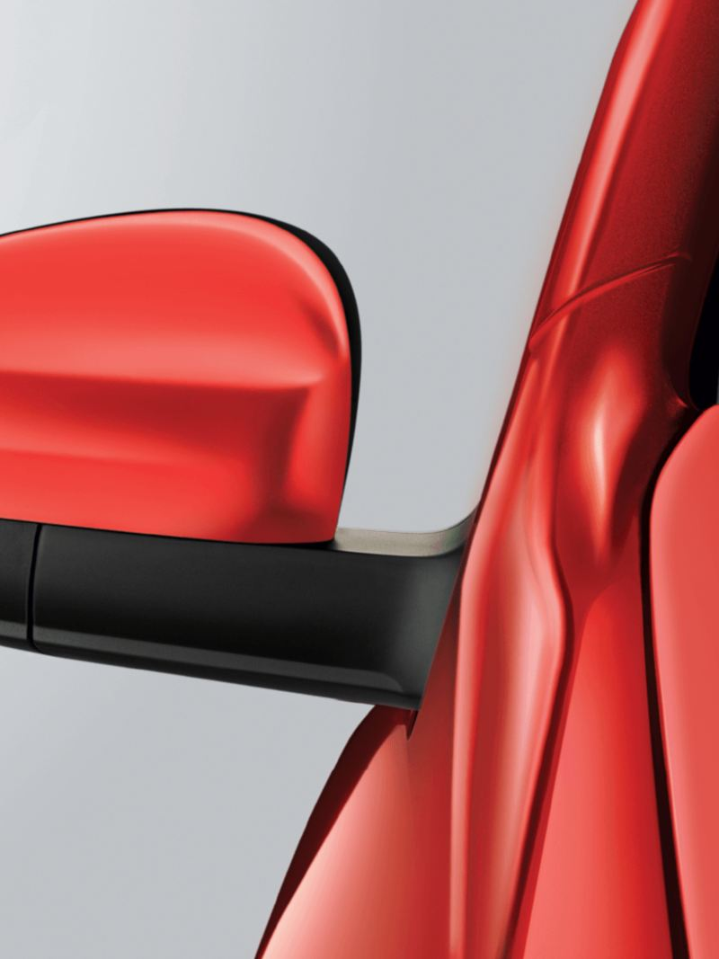 Polo Electronically Foldable Side Mirrors