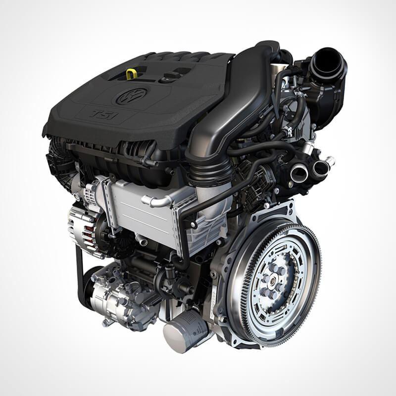 Volkswagen Polo GT Engine