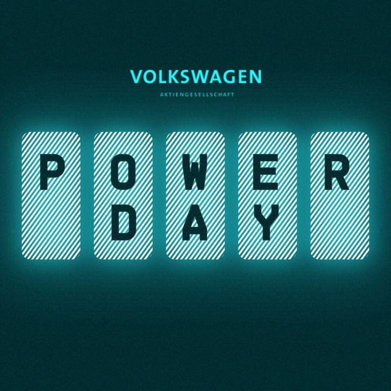 Conoce el VW Power Day, estrategia para las baterías de los autos eléctricos de vw.