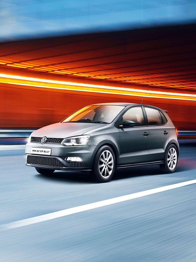 Volkswagen polo matt edition Price