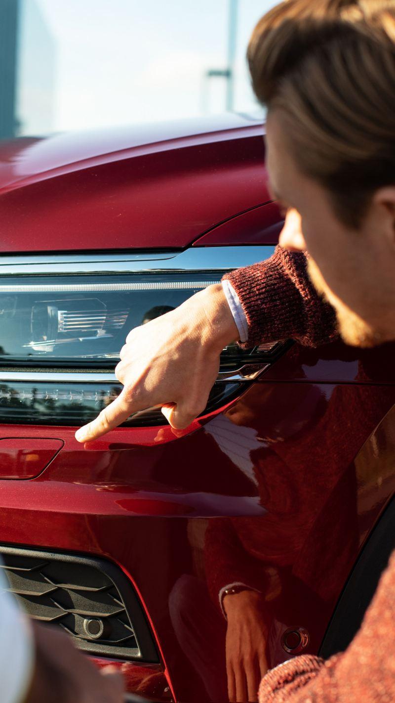 Volkswagen collision repairs