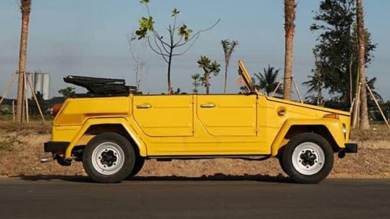 Safari Volkswagen - Camioneta clásica de VW