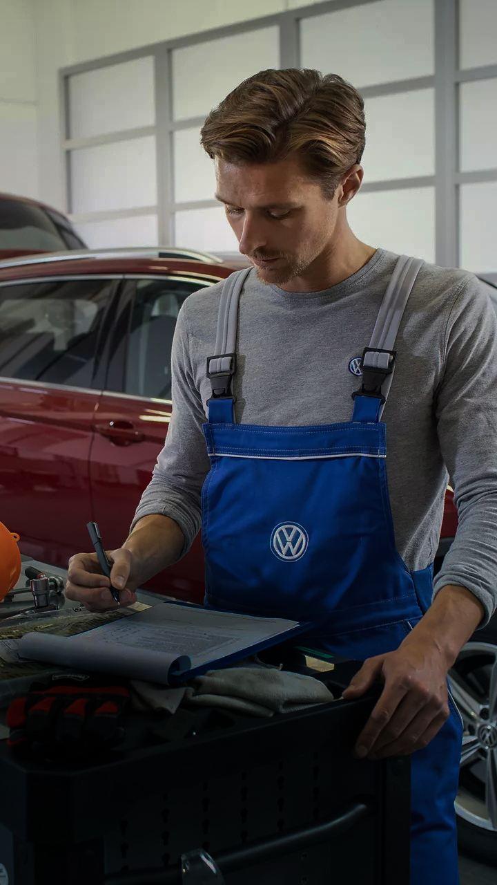 Mécanicien Volkswagen