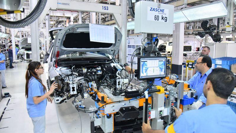 História Volkswagen do Brasil