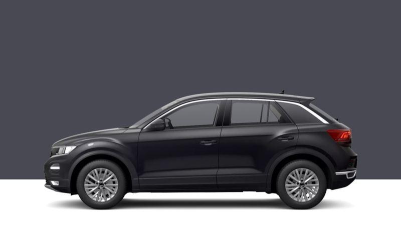 Volkswagen T-Roc Business laterale