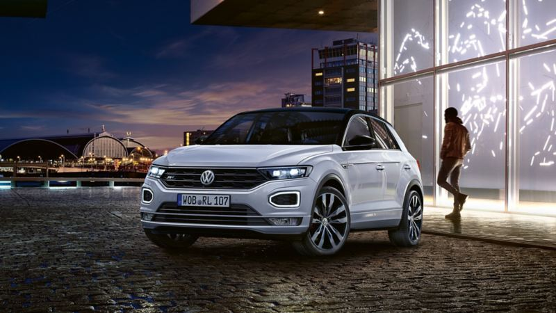 Volkswagen T-Roc - 4motion