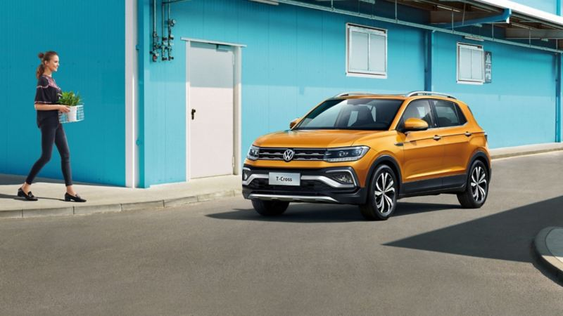 Globally acclaimed Volkswagen T-Cross to roll onto Philippine shores soon