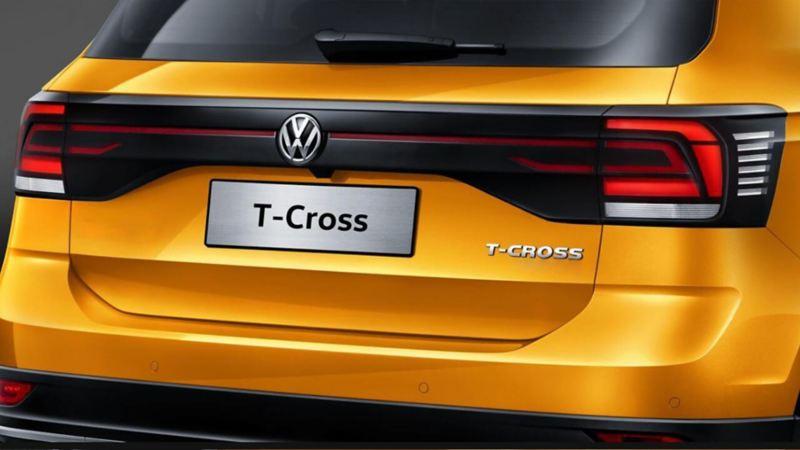 T-Cross Rear