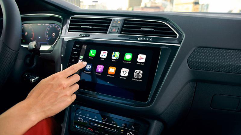 App-Connect. Slik får du appene dine med inn i bilen.