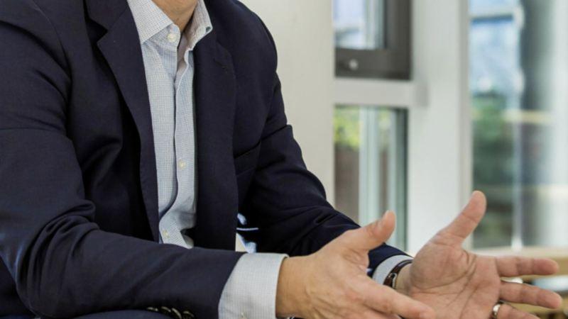 Michael Hajesch, dyrektor IONITY