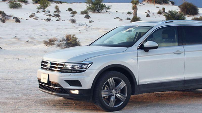Tiguan, la camioneta SUV más segura de Volkswagen apta para manejar de noche