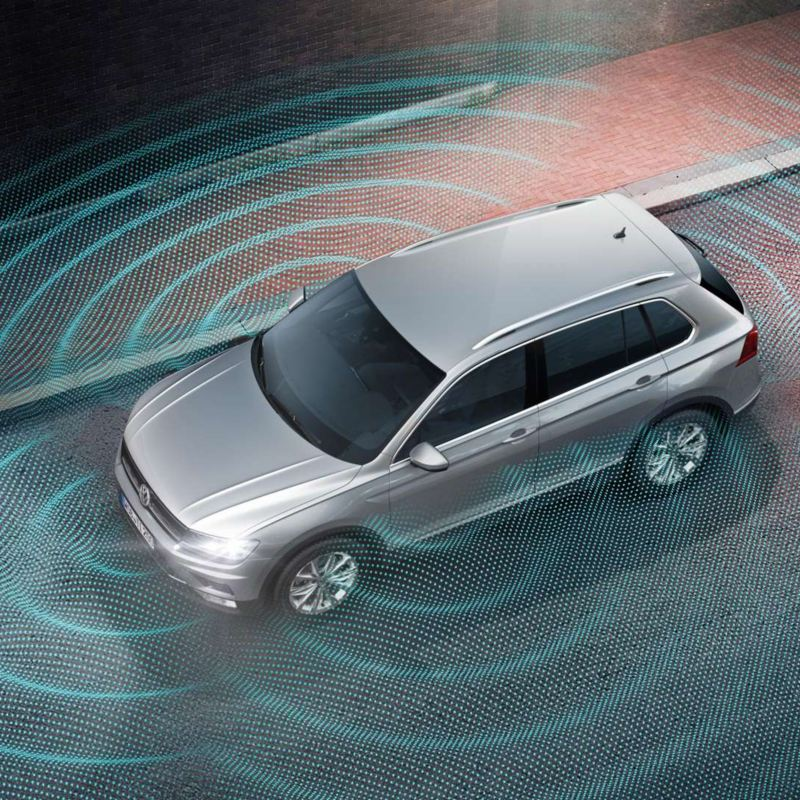 Areaview by VW showcased for the Volkswagen Tiguan