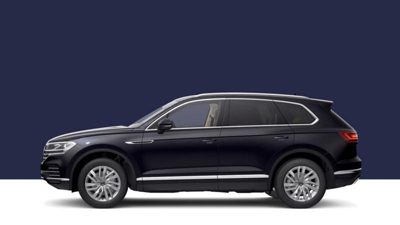 Volkswagen Nuova Touareg Atmosphere