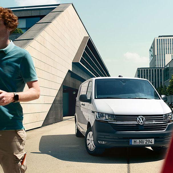 Transporter 6.1 distuinguida como carrinha mais segura pelo EURO NCAP