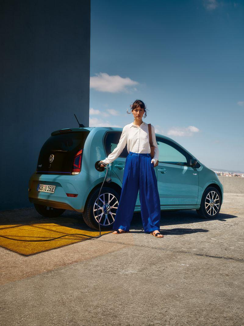 e-Remote. Les fonctions de Car-Net conçues pour les véhicules électriques.