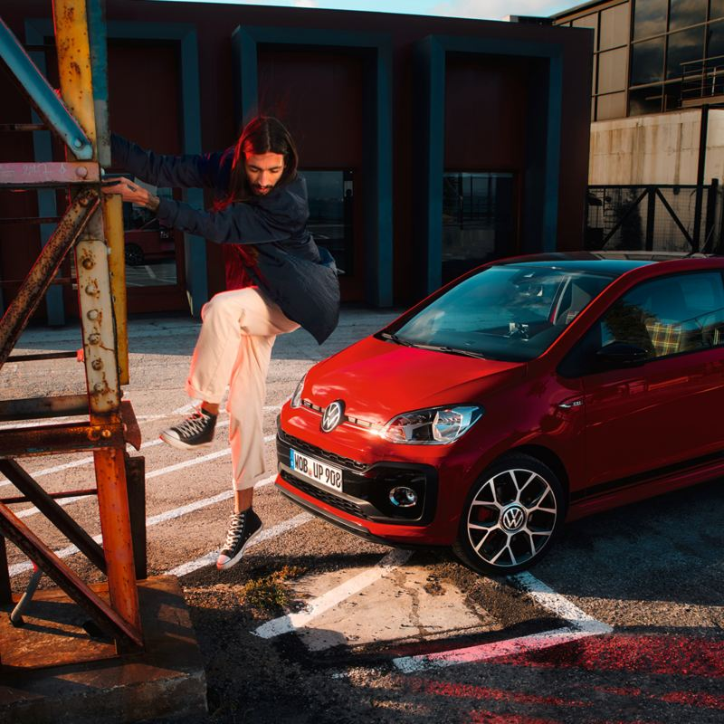 O VW up! GTI